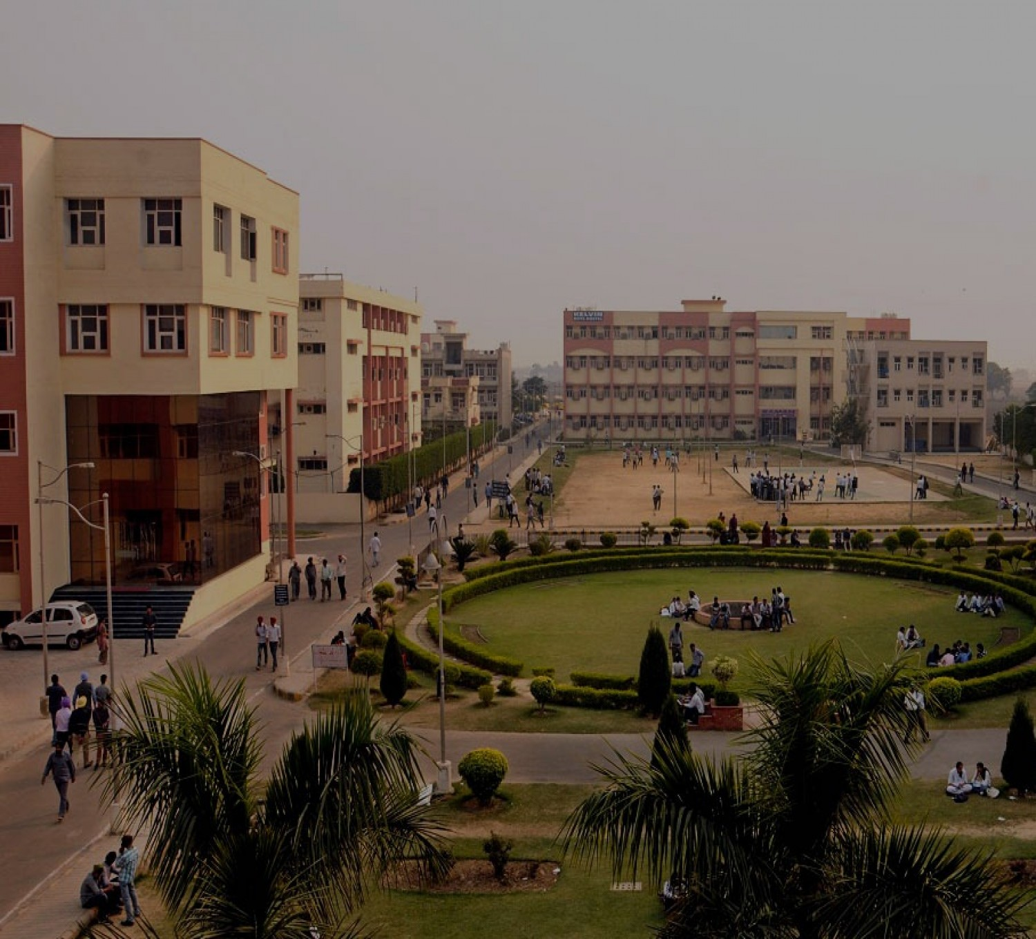 Bhai Gurdas Degree College-cover