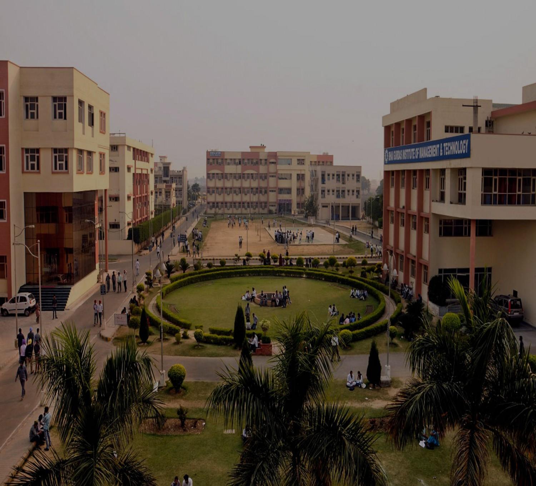 Bhai Gurdas Polytechnic College-cover