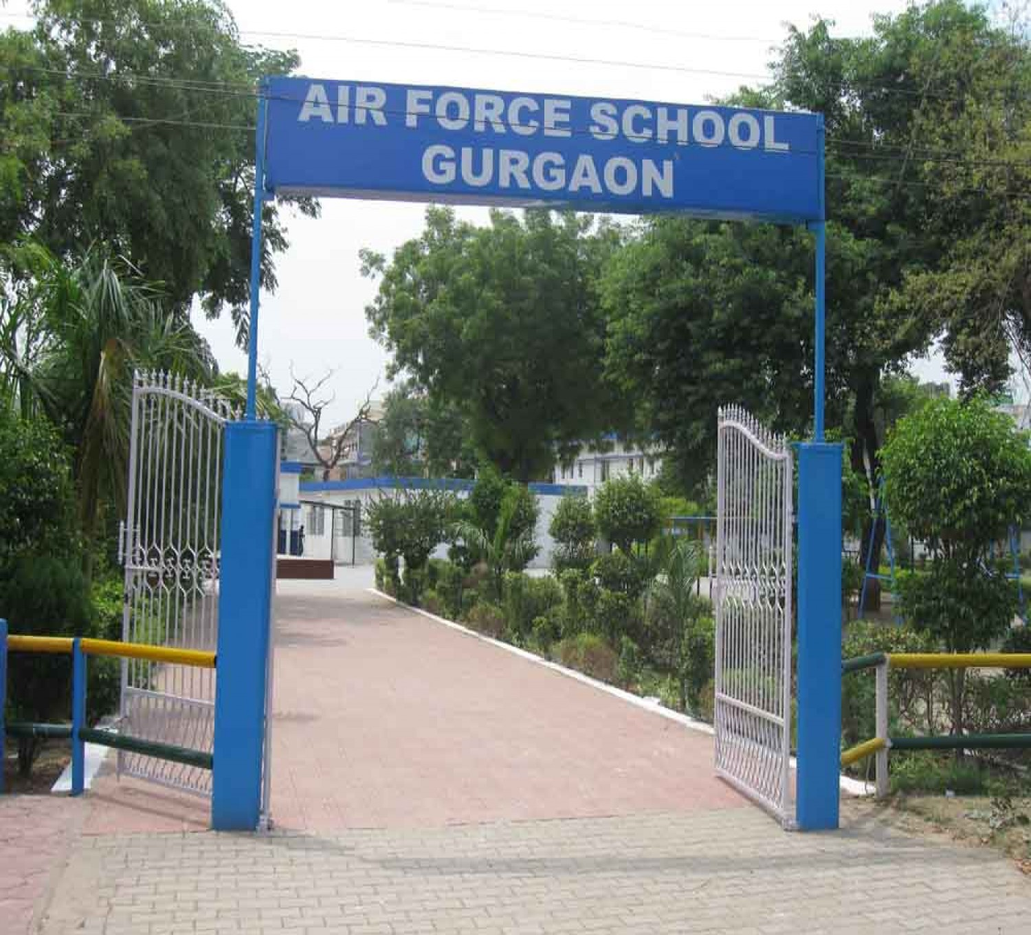 Air Force School_cover