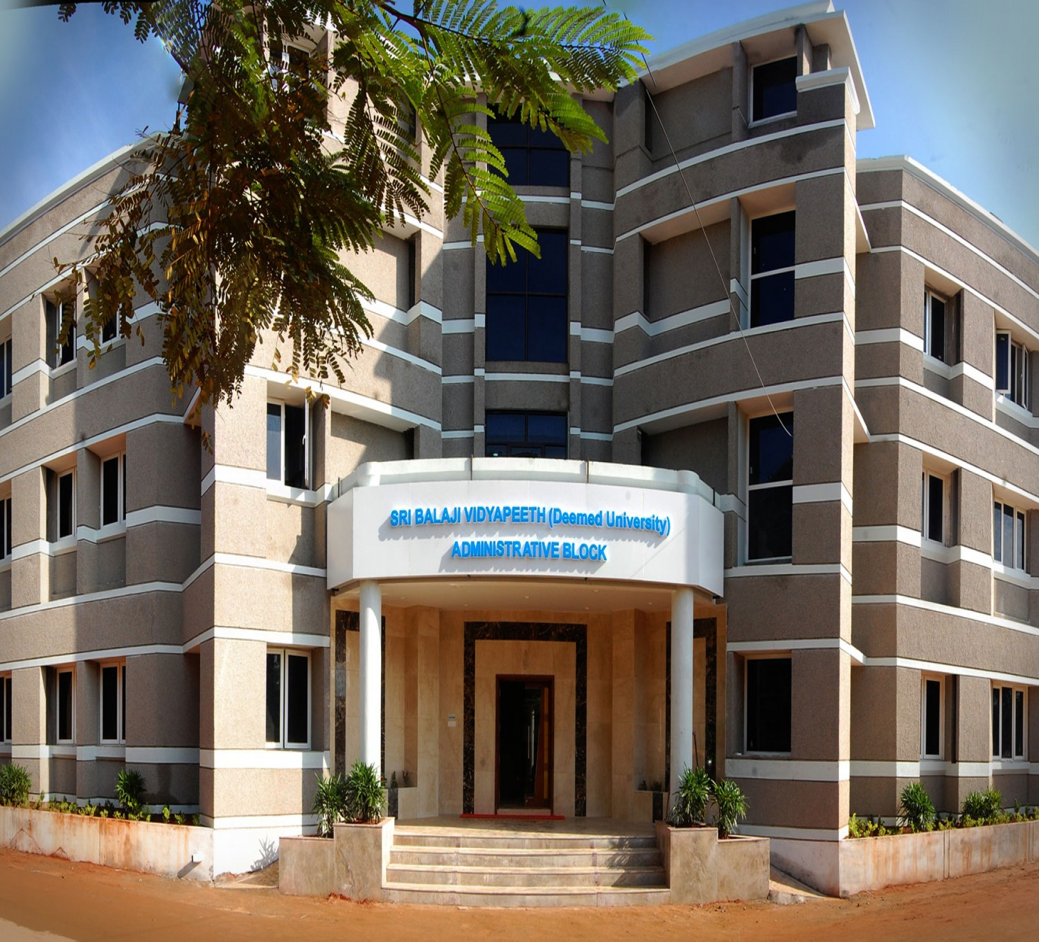Sri Balaji Vidyapeeth University_cover