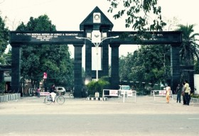 North Eastern Institute of Science and Technology_cover