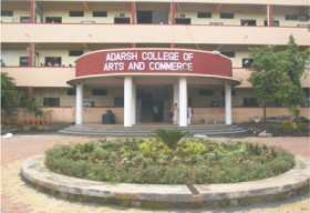 Adarsh College of Arts and Commerce_cover
