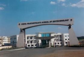Vidya Pratishthan's College of Education_cover