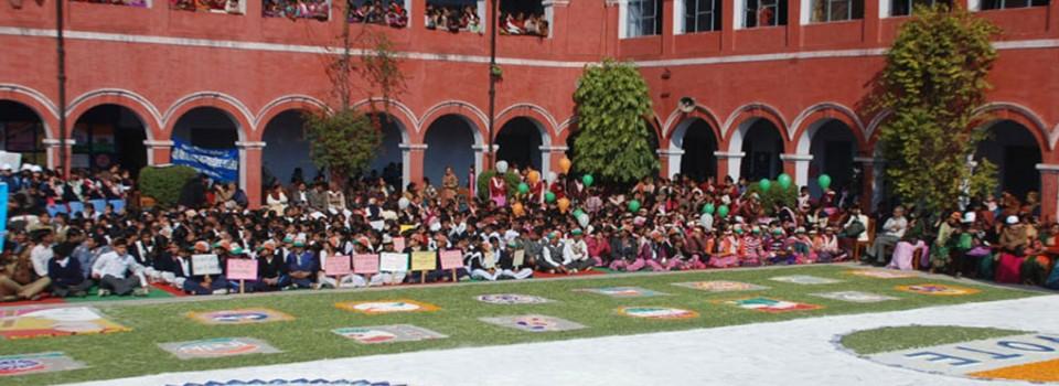 Ginni Devi Modi Girls P G College_cover
