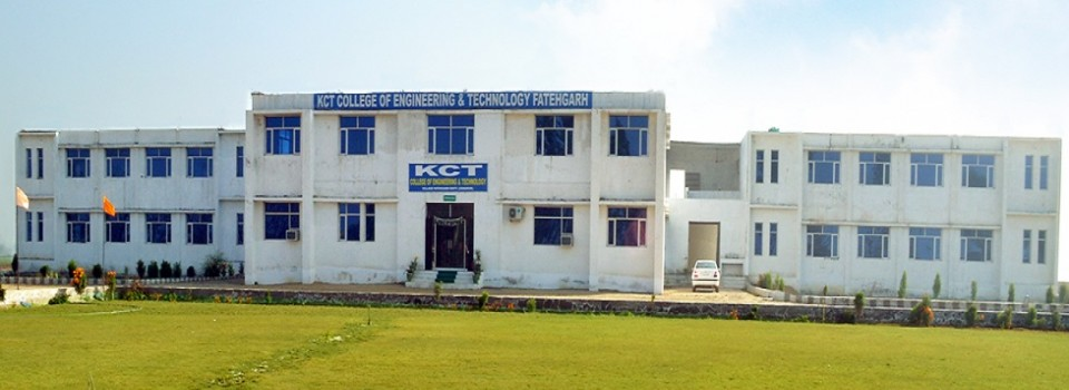 KCT College of Engineering and Technology_cover