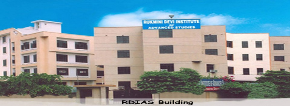 Rukmini Devi Institute of Advanced Studies_cover