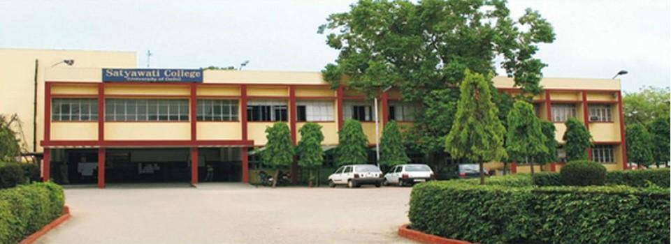 Satyawati College_cover