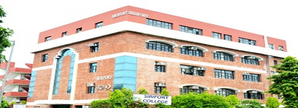 Sirifort College of Computer Technology and Management_cover