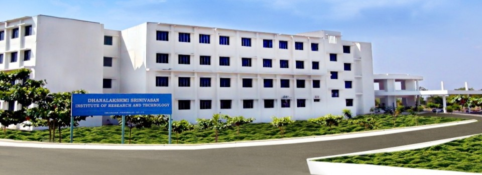 Dhanalakshmi Srinivasan Institute of Research and Technology_cover