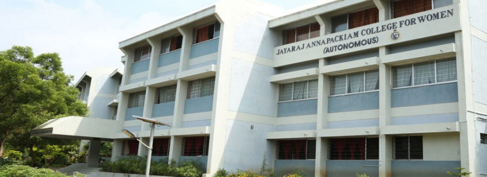 Jayaraj Annapackiam College for Women_cover
