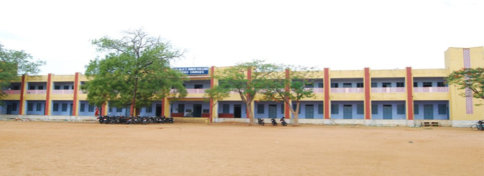 The M D T Hindu College_cover