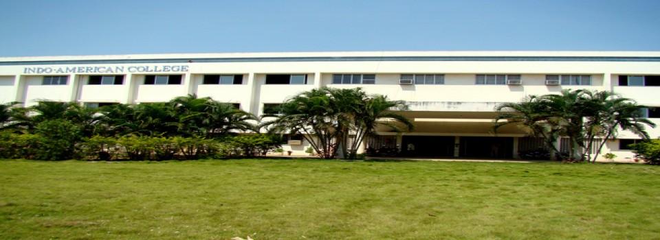 Indo-American College_cover