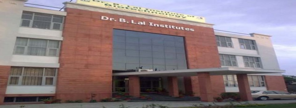 Dr B Lal Institute Of Biotechnology_cover