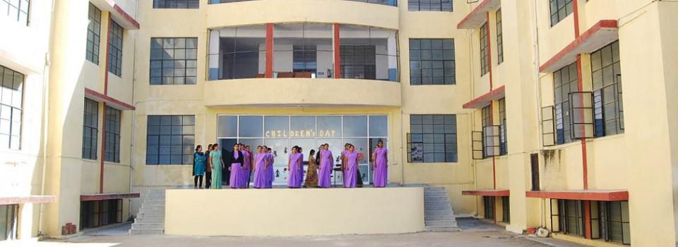 Sri Balaji Teacher'S Training College_cover