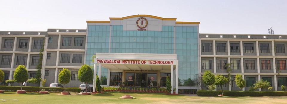 Yagyavalkya Institute Of Technology_cover