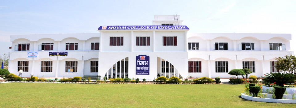 Shivam College of Education_cover