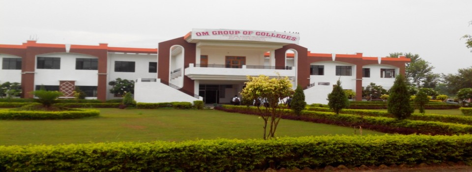 OM Bio-Sciences and Pharma College_cover