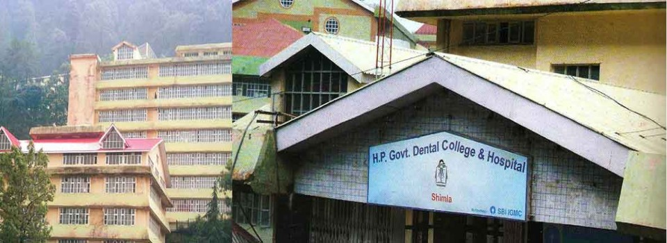 Hp Government Dental College And Hospital_cover