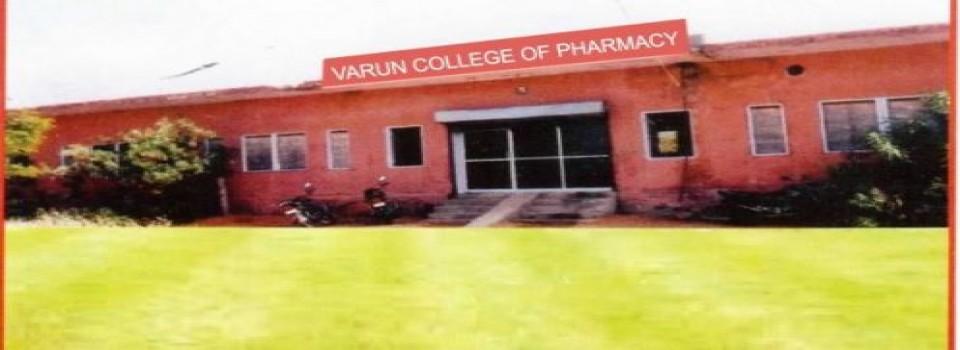 Varun College Of Pharmacy_cover