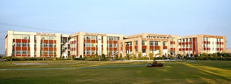 Rayat and Bahra Institute of Pharmacy_cover