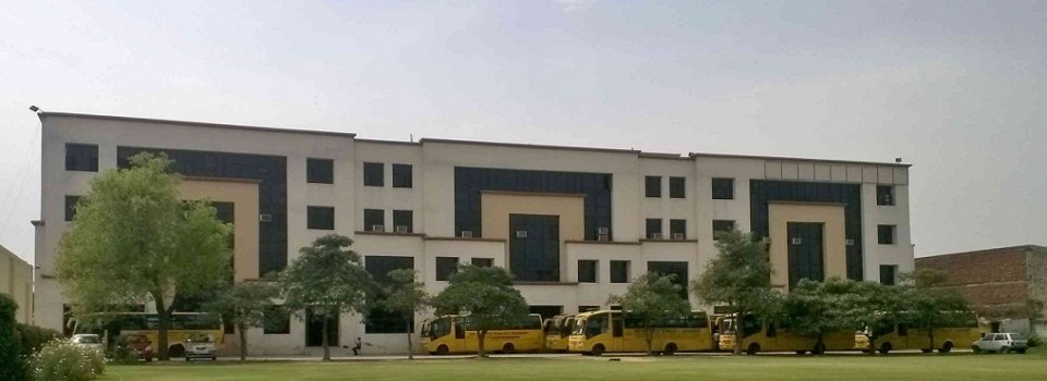 HMR Institute of Technology and Management_cover