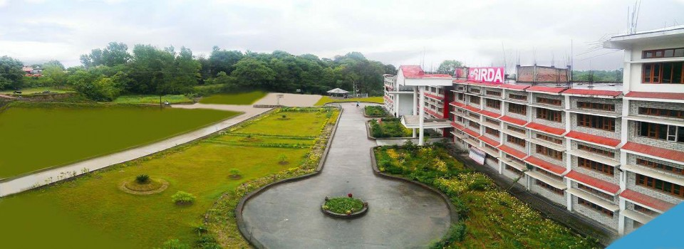 SIRDA Pharmacy college_cover