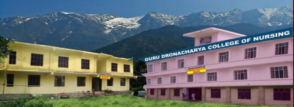 Guru Dronacharya Nursing College_cover