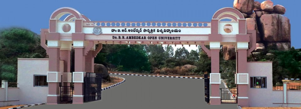Dr Babasaheb Ambedkar Open University_cover