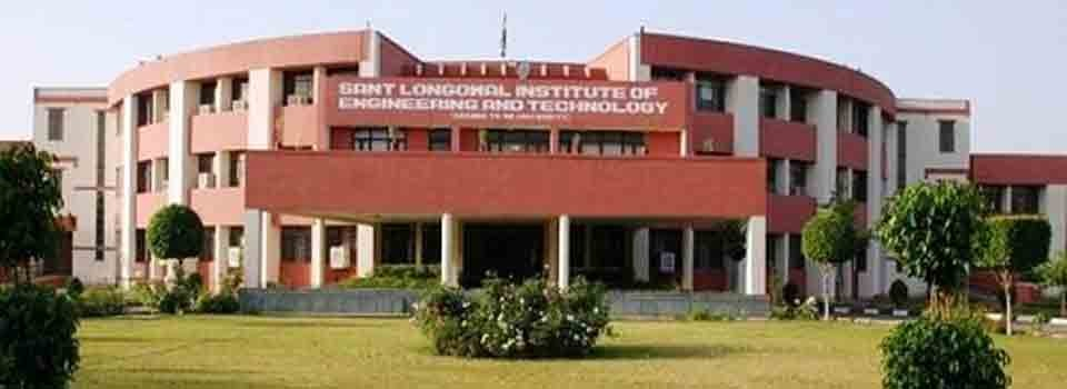 Sant Longowal Institute of Engineering And Technology_cover